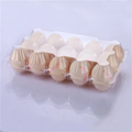 Customized wholesale refrigerator crisper egg packaging container clamshell box  5