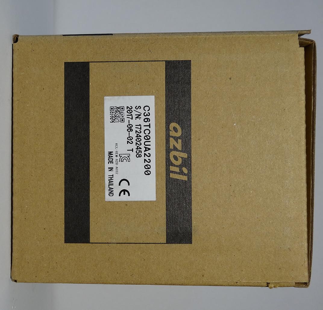 山武温控器 azbil C36TR1UA1200 数字调节器 SDC36系列 5