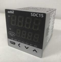 山武温控表 azbil C15MTV0TA0100  温度调节器 SDC15