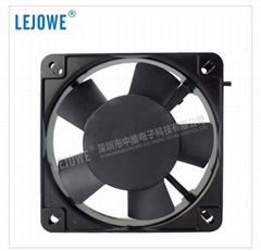 Energy efficient AC cooling fan  110*110*25mm China top manufacturer
