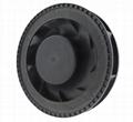 Low Price 24V 100*100*25mm Circular Fan