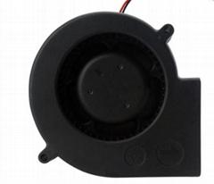 Factory Customized 12v Purifier Fan DC Blower Fan 97*97*33mm