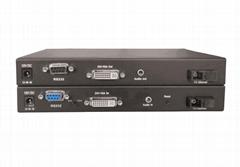 成都派森4K HDMI高清光端机带独立音频232数据