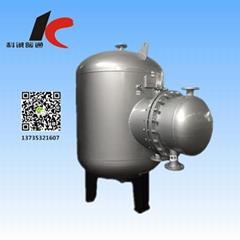 太阳能锅炉RV容积式换热器