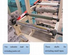 GL--1000B bopp adhesive tape coating machine manufacturers