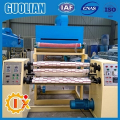 GL-1000C Fully automatic simple operation adhesive bopp cello tape making machin
