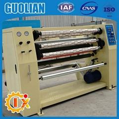 GL-210-1300 high speed automatic bopp adhesive tape slitting machine