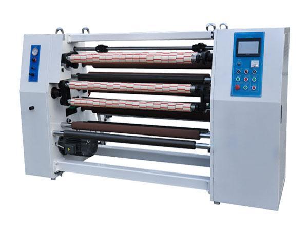 GL-213 Automatic machinery labeling noise reduce  big bopp jumbo roll slitter 1