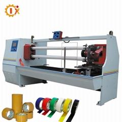 GL- 702 double shafts Automatic machinery  cotton tape masking tape