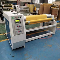 GL-807 PE Stretch Film BOPP Adhesive Tape Rewinding Machine