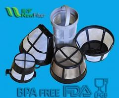 coffee filter mesh