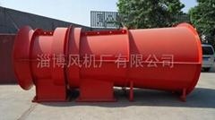 淄博DK40矿用轴流风机