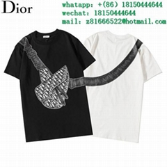 2020 new dior Men's Ms Leisure Couple Sports sleeve Short T-shirt jerseys (Hot Product - 4*)