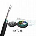 GYXTC8S自承式架空光纜8字光纜 2