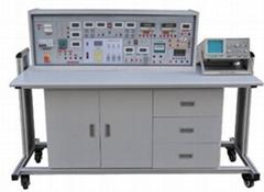 高級電工模電數電實驗室成套設備安全可靠
