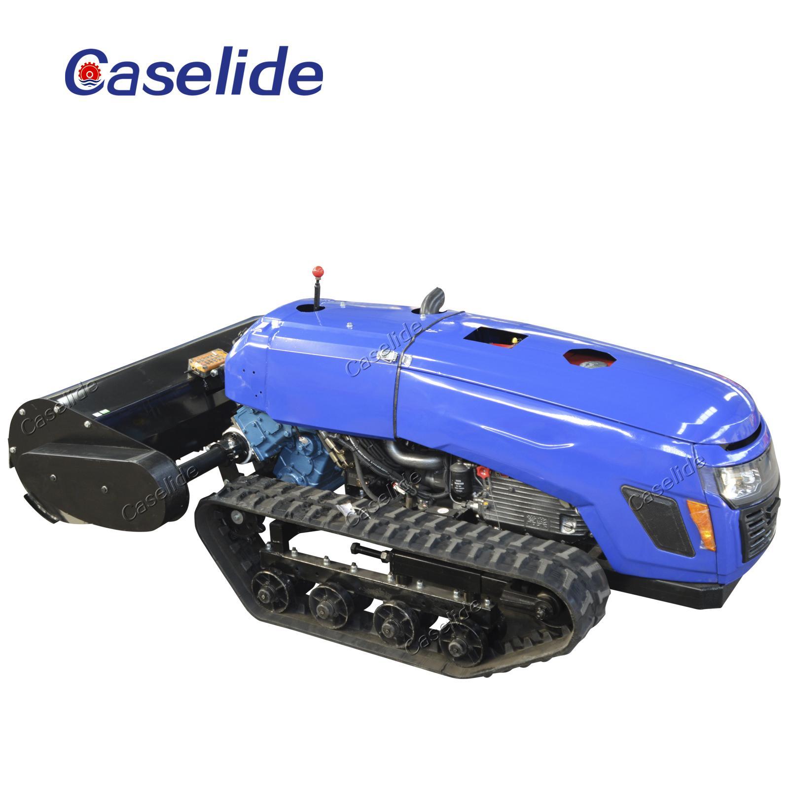 remote control Automatic Intelligent Robotic Lawn Mower 1