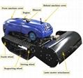 remote control Automatic Intelligent Robotic Lawn Mower 3