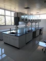 全鋼實驗台 全鋼實驗室中央台轉角台邊台實驗室操作台