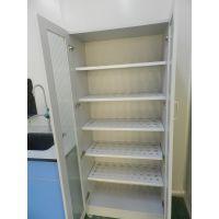 实验室钢木药品柜器皿柜试剂柜材料柜