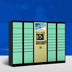 Standard Size Smart delivery Locker and Export smart parcel metal locker