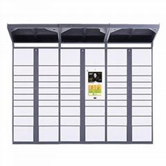 Steel Material safe locker China factory parcel locker for outdoor