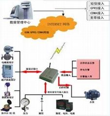 蒸汽IC卡預付費計量管理