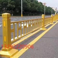 北京文化藝朮黃金護欄 金色景觀護欄 道路蓮花黃金護欄
