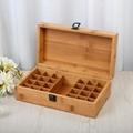 红酒木盒现货红酒盒定制木质红酒盒 4