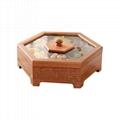 茶叶木盒现货茶饼盒定制木质茶叶包装盒 3