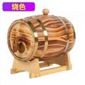 厂家定制木质包装盒胡桃木盒竹木盒收纳盒 5