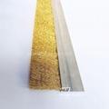Crimped Brass Copper Wire Strip Brush