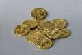 Barrel plating Metal Coins