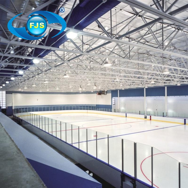 uhmwpe sheet synthetic ice rink, hockey shooting pad 1