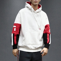 Wholesale Custom Fleece Hoodies Drawstring