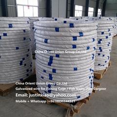 Iran Kuwait Oman fish traps Gargoor Galvanized steel wire
