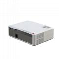 銳影M19投影儀家用辦公全高清1080p安卓無線wifi投影機4K智能家庭影院  2