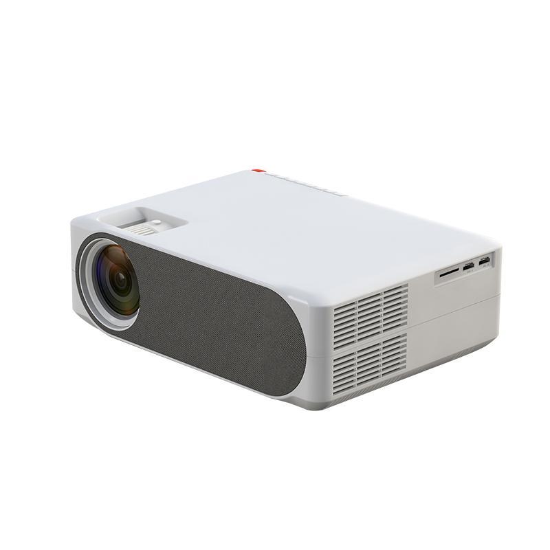 銳影M19投影儀家用辦公全高清1080p安卓無線wifi投影機4K智能家庭影院  3