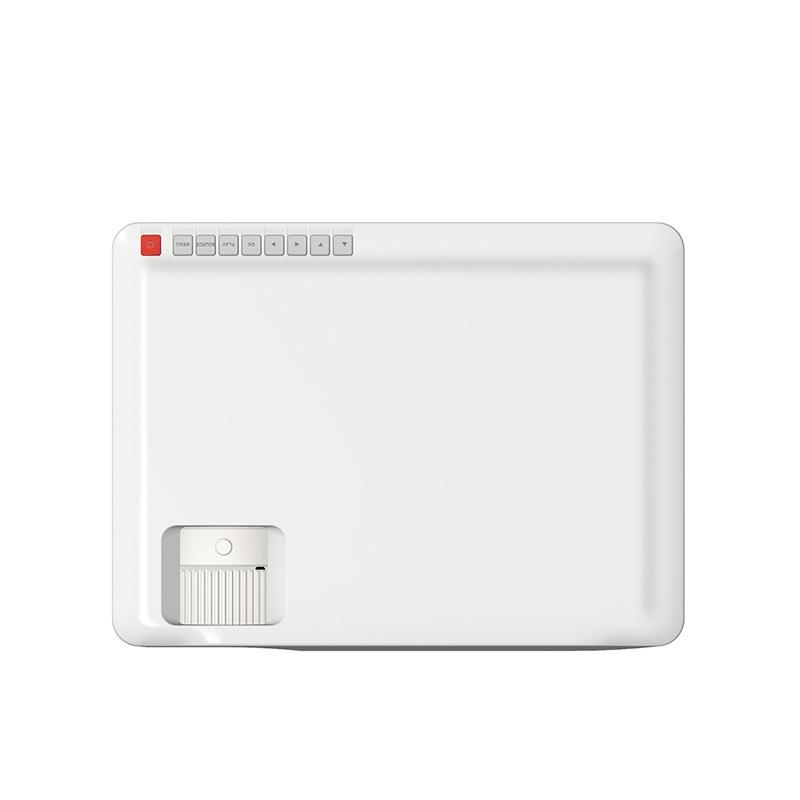 銳影M19投影儀家用辦公全高清1080p安卓無線wifi投影機4K智能家庭影院  4