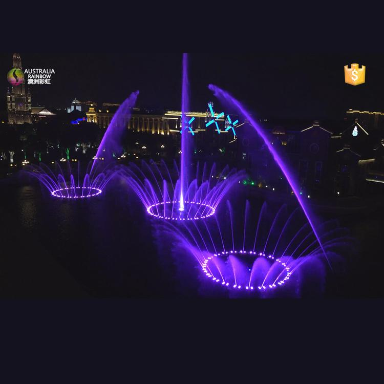 Hot Sale New Outdoor Musical Dancing Garden Water Fountain for Decoration 4