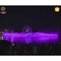 Kazakhstan Big O Show Water Dancing Music Fountain Outdoor with DMX LED Lights a 5