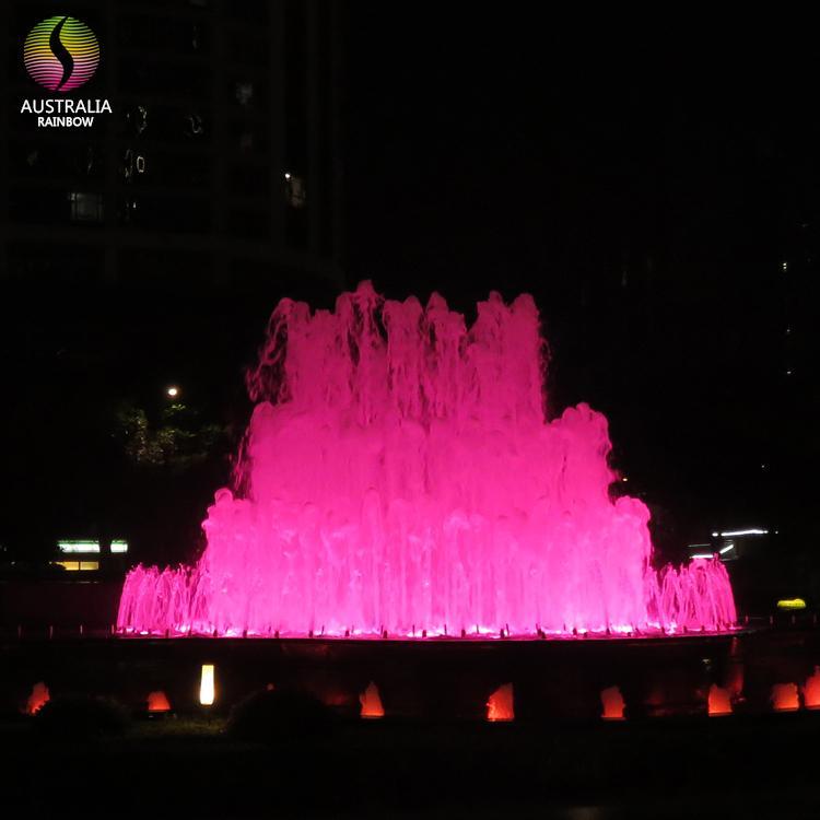 Outdoor Water Feature Decoration Garden Dancing Water Fountain 2