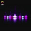 New Customized Design and Construction Floating Music Water Fountain 3