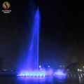 Hidden in Ground Pool Dry Fountain with Music and Colorful LED Lights 5