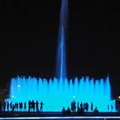 Outdoor Colorful LED Light Music Dancing Dry Land Square Floor Fountain 1