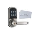 智能APP藍牙密碼鎖 酒店民宿智能電子藍牙TTlock室內木門鎖 2