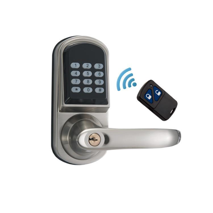 智能APP藍牙密碼鎖 酒店民宿智能電子藍牙TTlock室內木門鎖 3