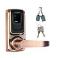 智能APP藍牙密碼鎖 酒店民宿智能電子藍牙TTlock室內木門鎖 10