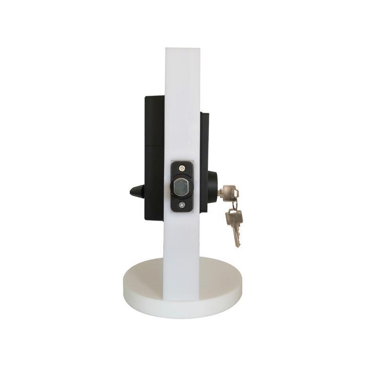 WS-815B家居室內門鎖 現代簡約電子觸摸屏密碼鎖 7