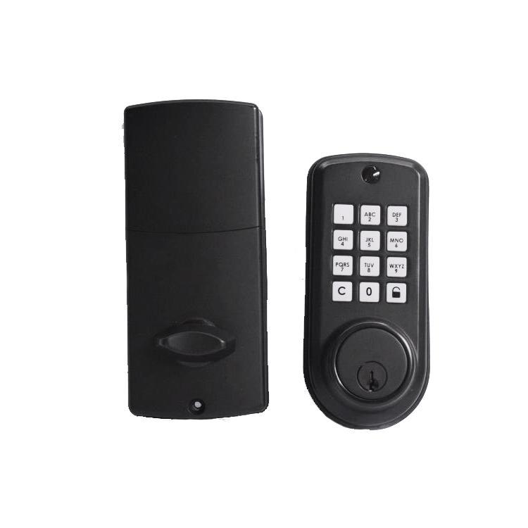 WS-815B家居室內門鎖 現代簡約電子觸摸屏密碼鎖 10