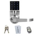 WS-815B家居室內門鎖 現代簡約電子觸摸屏密碼鎖 18